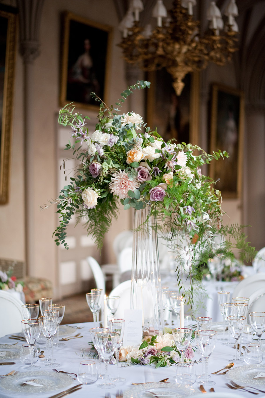 Luxe, modern wedding style ideas by Natalie Hewitt, image credit Rachael Connerton Photography (19)