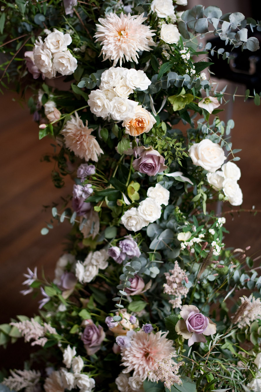 Luxe, modern wedding style ideas by Natalie Hewitt, image credit Rachael Connerton Photography (20)