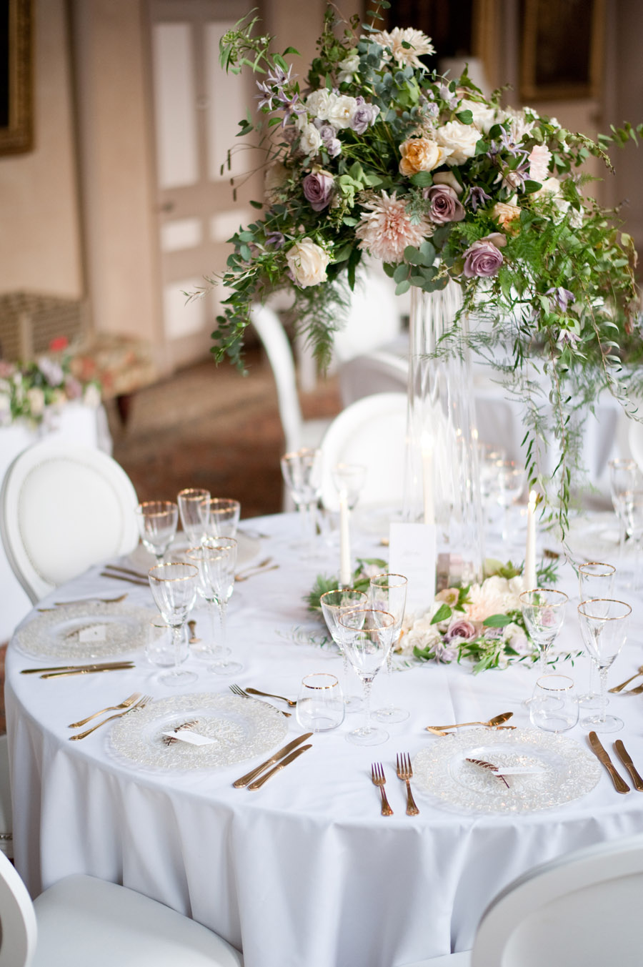 Luxe, modern wedding style ideas by Natalie Hewitt, image credit Rachael Connerton Photography (21)