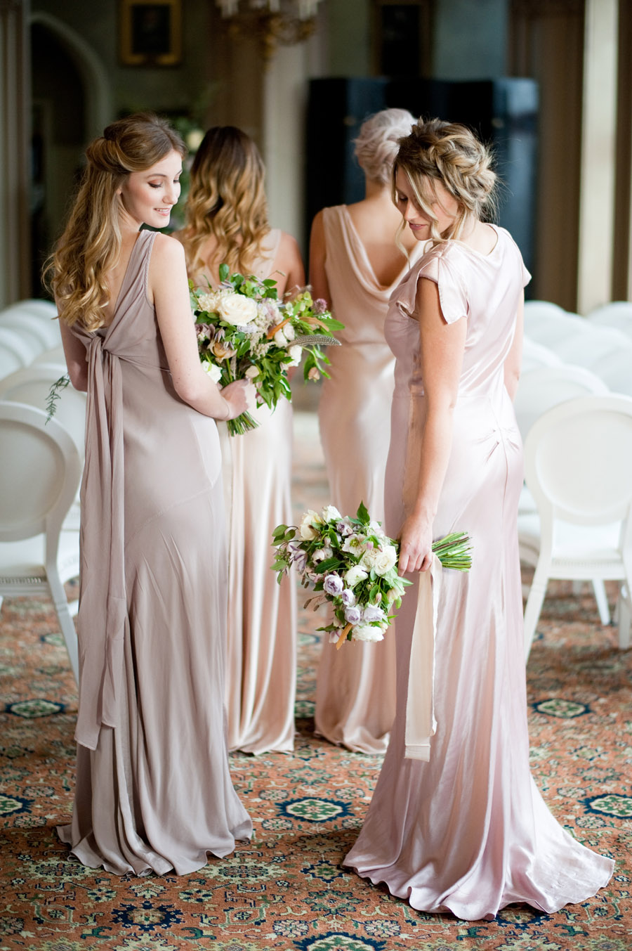Luxe, modern wedding style ideas by Natalie Hewitt, image credit Rachael Connerton Photography (5)