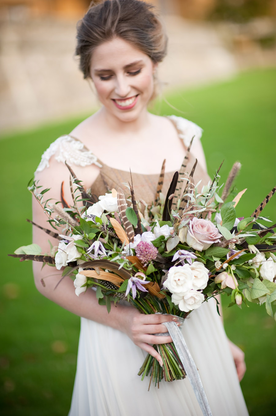 Luxe, modern wedding style ideas by Natalie Hewitt, image credit Rachael Connerton Photography (32)