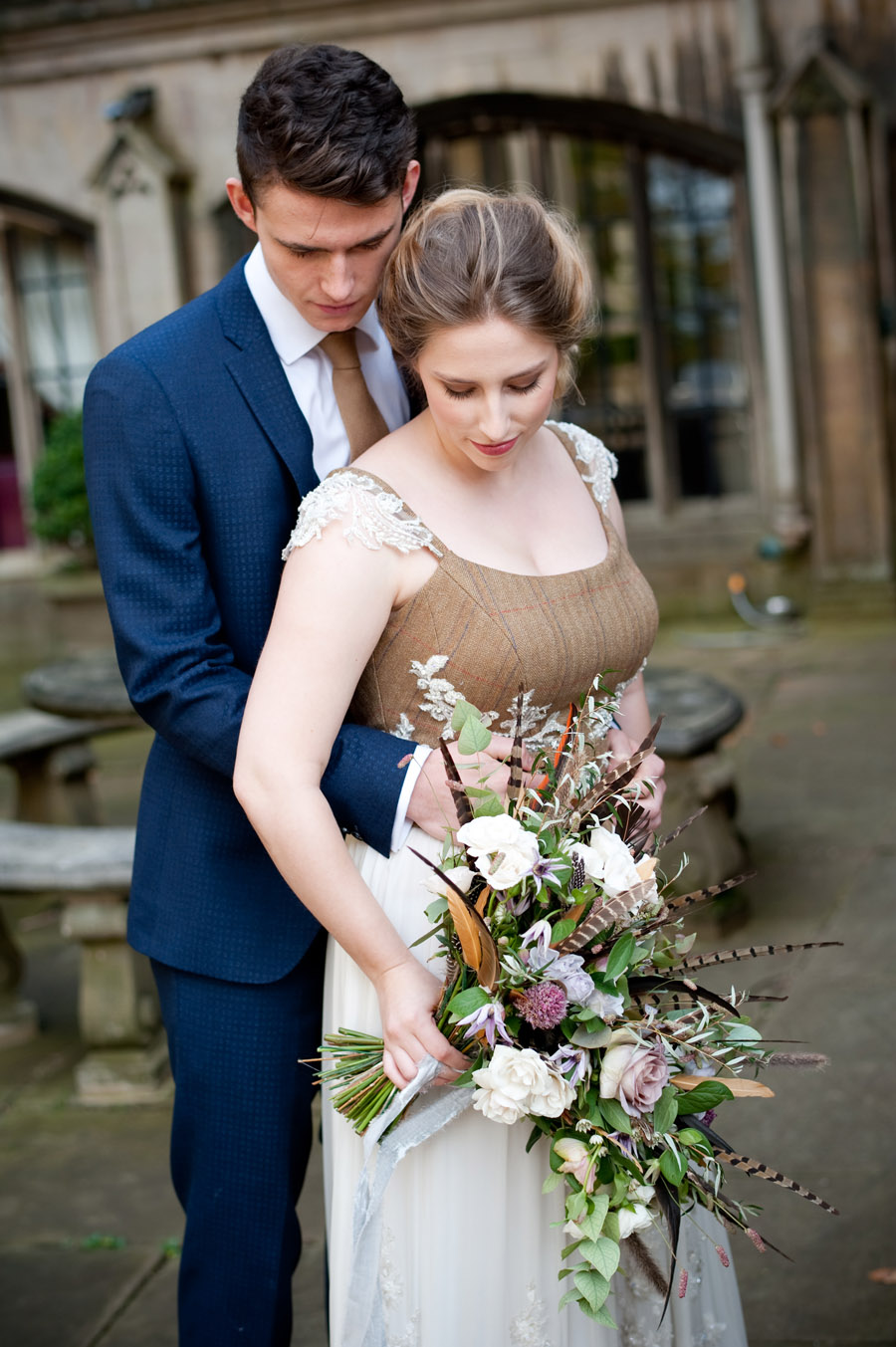Luxe, modern wedding style ideas by Natalie Hewitt, image credit Rachael Connerton Photography (34)