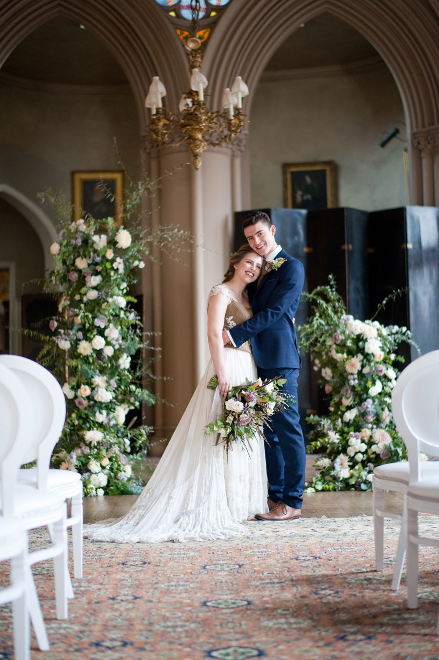 Luxe, modern wedding style ideas by Natalie Hewitt, image credit Rachael Connerton Photography (40)