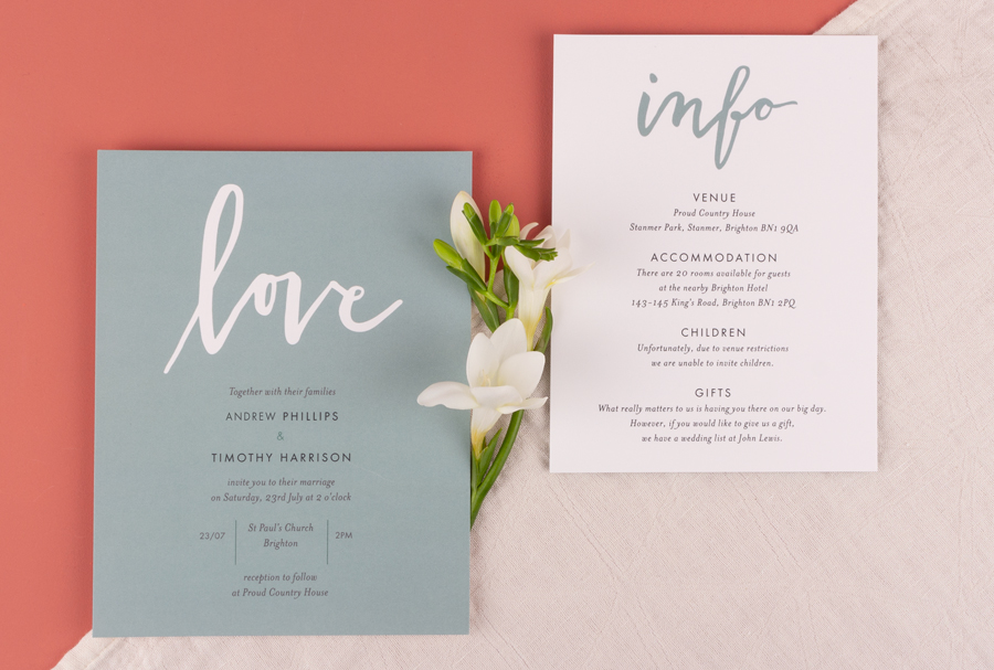wedding stationery by Rosemood on English-Wedding.com (3)