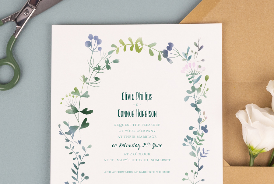 wedding stationery by Rosemood on English-Wedding.com (2)