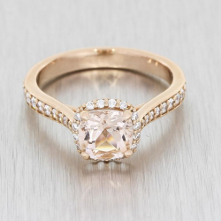 Durham Rose – breathtakingly beautiful bespoke wedding and engagement rings