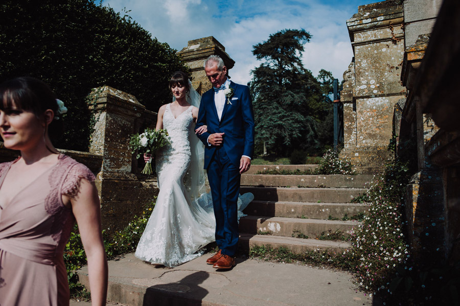 Gorgeously elegant real wedding style at Hestercombe, photo credit Special Day Wedding Photos (9)