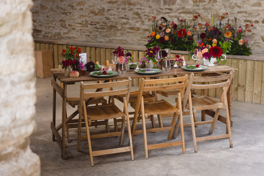 Kelston Old Barn wedding styling with Little Wedding Helper and Sam Gibson Photography (21)