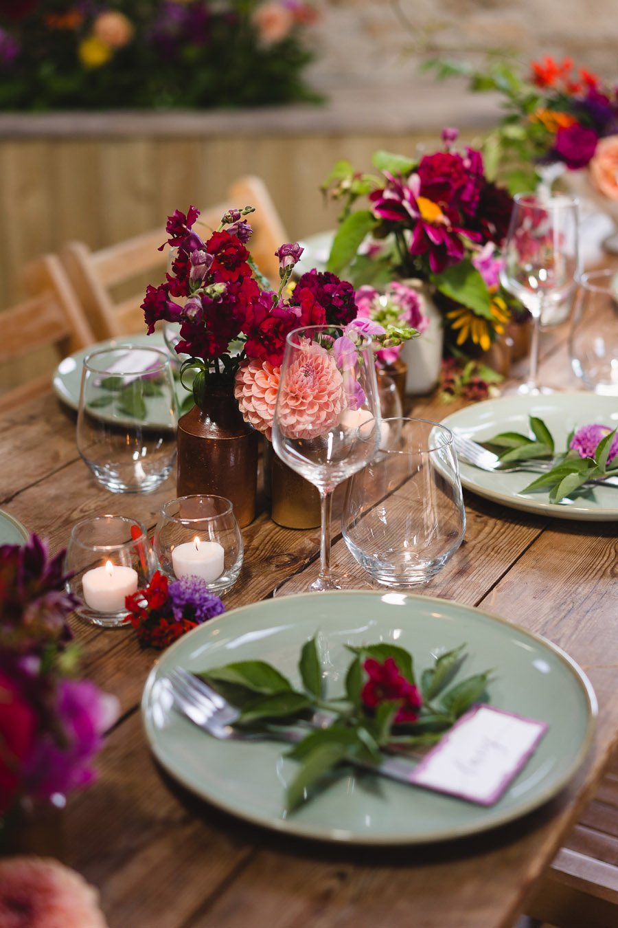 Kelston Old Barn wedding styling with Little Wedding Helper and Sam Gibson Photography (22)