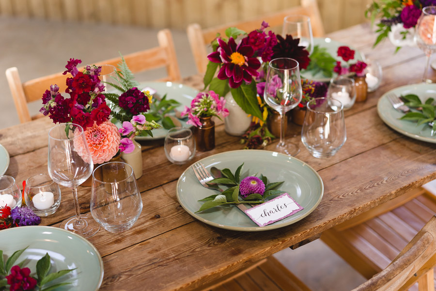 Kelston Old Barn wedding styling with Little Wedding Helper and Sam Gibson Photography (25)