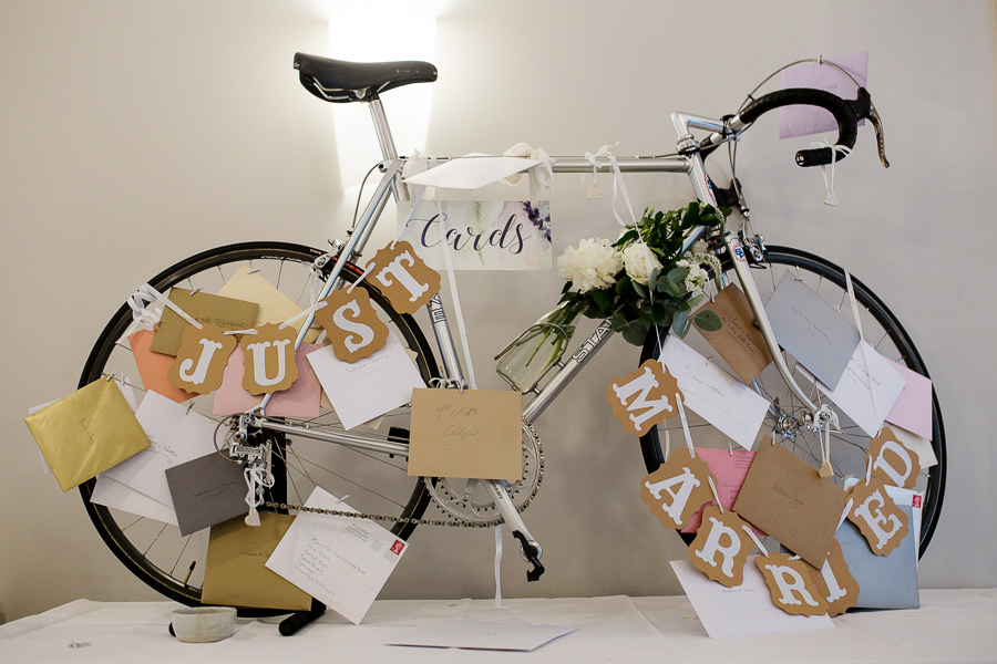Gorgeous Devon wedding with a cycling theme and lots of ideas! Images by Martin Dabek Photography (9)