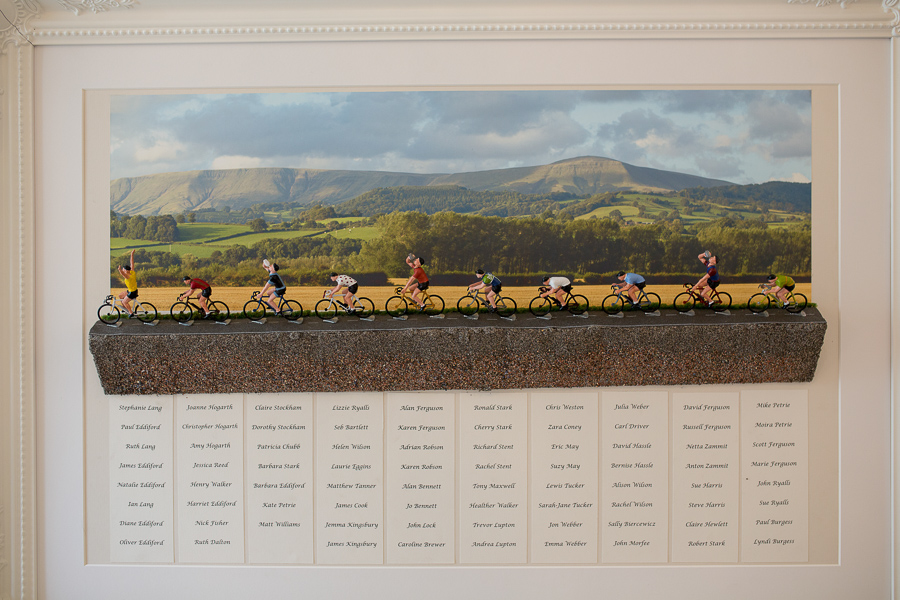 Gorgeous Devon wedding with a cycling theme and lots of ideas! Images by Martin Dabek Photography (10)