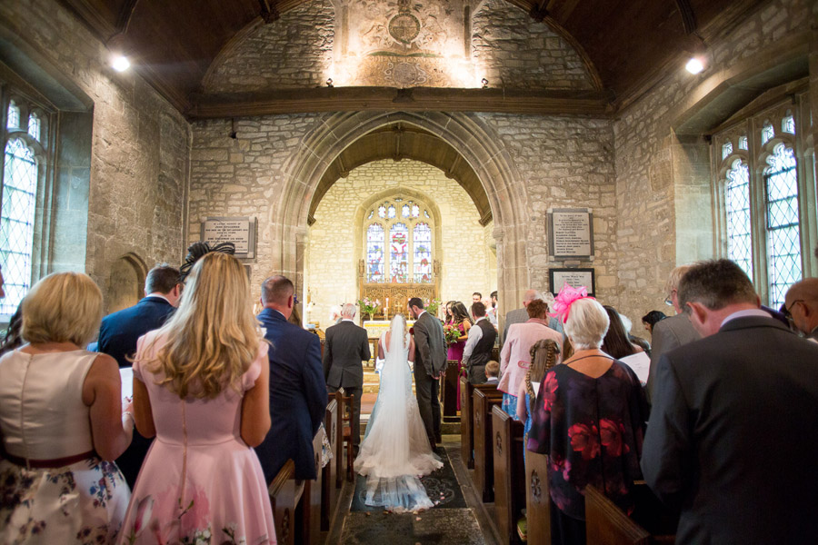 Bristol wedding venue Wellington Barn shines in this stunning real wedding! Image by Martin Dabek Photography (10)