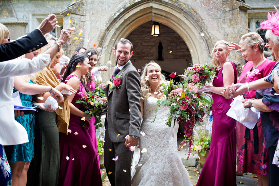 Bristol wedding venue Wellington Barn shines in this stunning real wedding! Image by Martin Dabek Photography (13)