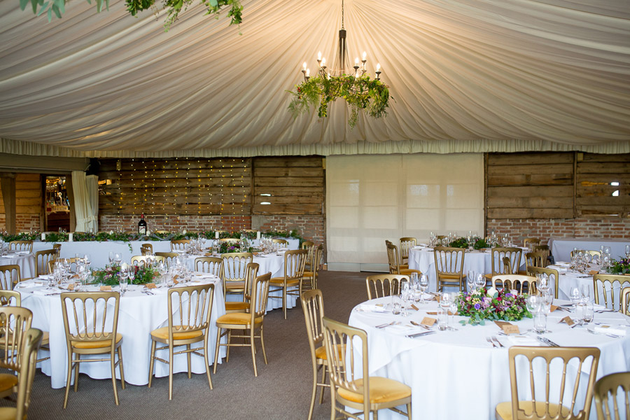 Bristol wedding venue Wellington Barn shines in this stunning real wedding! Image by Martin Dabek Photography (14)