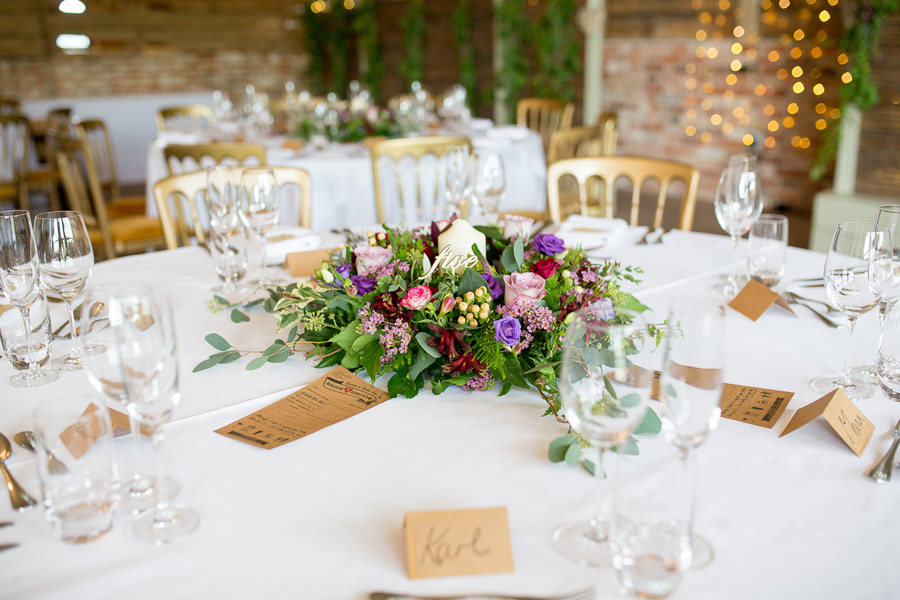 Bristol wedding venue Wellington Barn shines in this stunning real wedding! Image by Martin Dabek Photography (16)