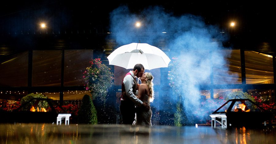 Bristol wedding venue Wellington Barn shines in this stunning real wedding! Image by Martin Dabek Photography (47)