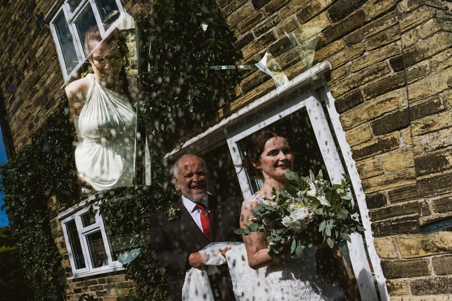 A brilliantly fun wedding story in pictures told by York Place Studios at Appletreewick Craven Arms (6)