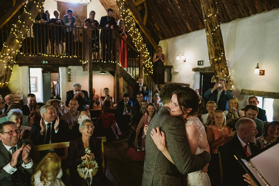 A brilliantly fun wedding story in pictures told by York Place Studios at Appletreewick Craven Arms (13)