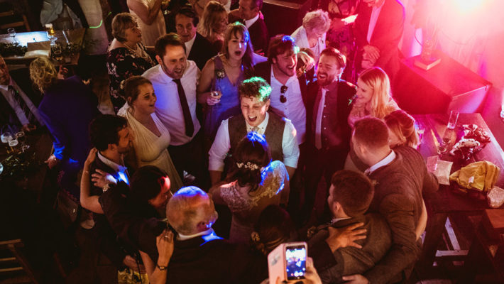 A brilliantly fun wedding story in pictures told by York Place Studios at Appletreewick Craven Arms (38)