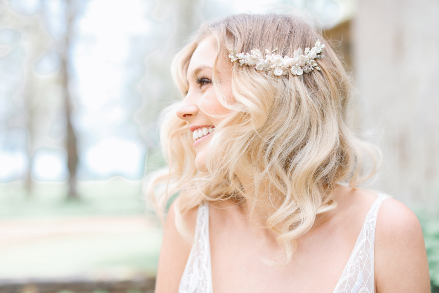 Romantic wedding ideas from Hale Park, photo by Charlotte Wise Photography (18)
