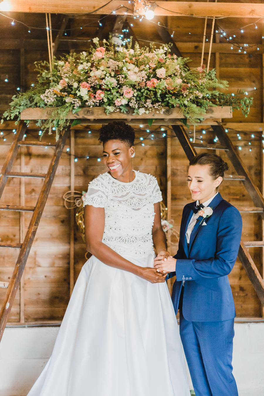 Cornwall wedding inspiration with Jennifer Jane Photography on English-Wedding.com (28)