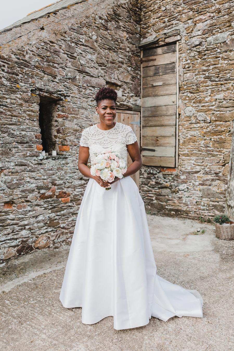 Cornwall wedding inspiration with Jennifer Jane Photography on English-Wedding.com (37)