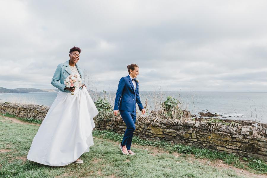 Cornwall wedding inspiration with Jennifer Jane Photography on English-Wedding.com (41)