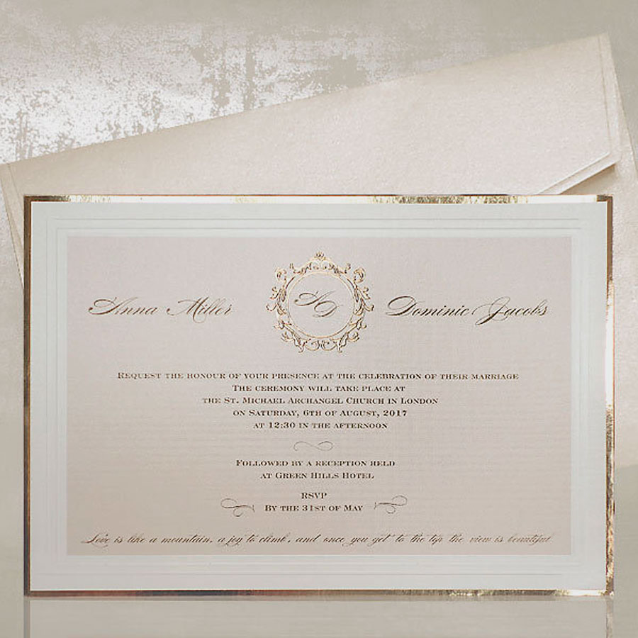 5 favourite invitations for a luxury stately home wedding ...