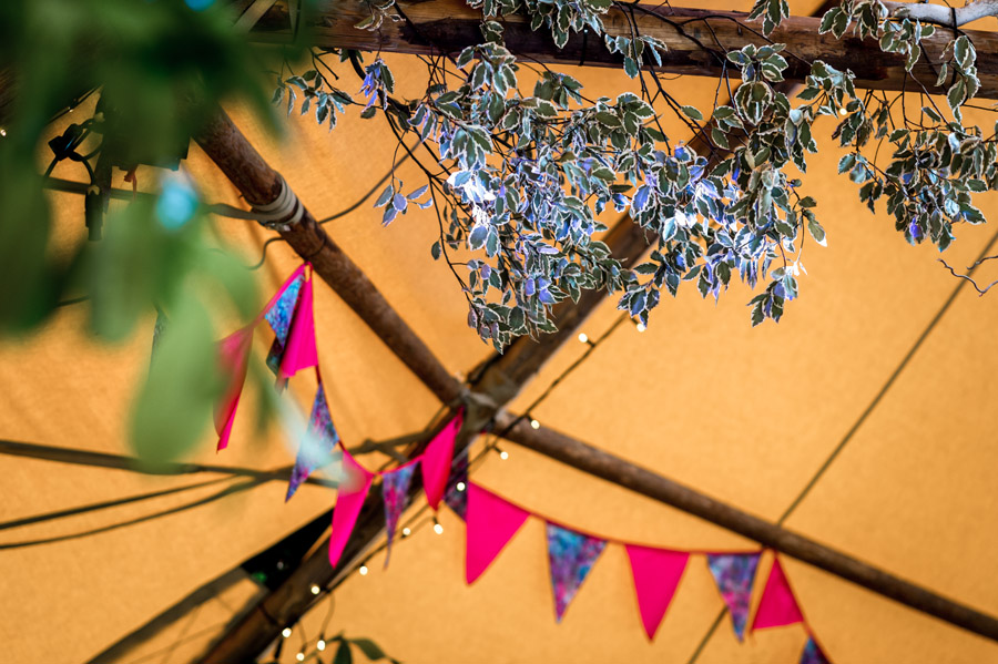 Photos by Robin Goodlad Photography in Dorset of a stunning tipi wedding full of ideas (2)