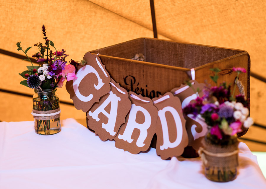 Photos by Robin Goodlad Photography in Dorset of a stunning tipi wedding full of ideas (5)