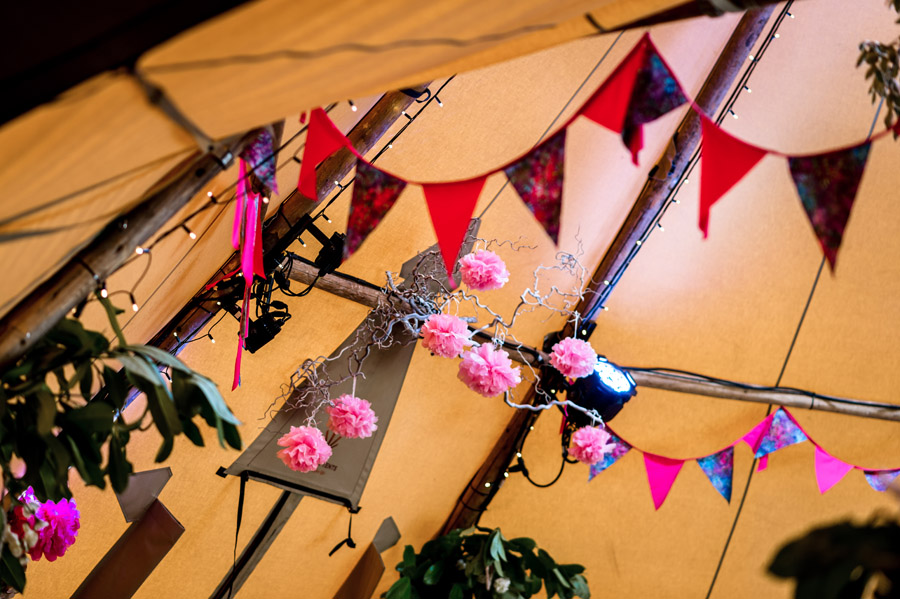 Photos by Robin Goodlad Photography in Dorset of a stunning tipi wedding full of ideas (6)