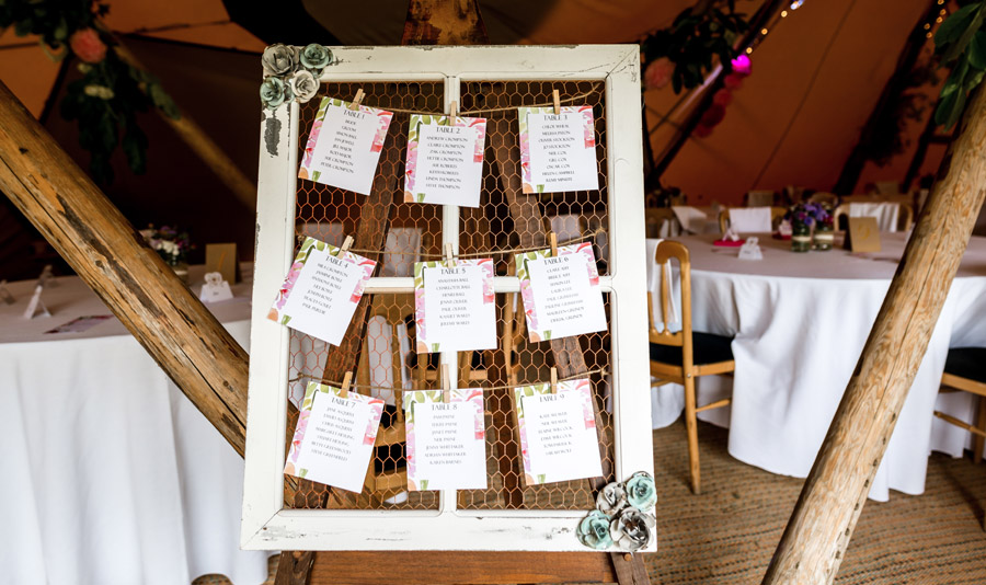 Photos by Robin Goodlad Photography in Dorset of a stunning tipi wedding full of ideas (13)