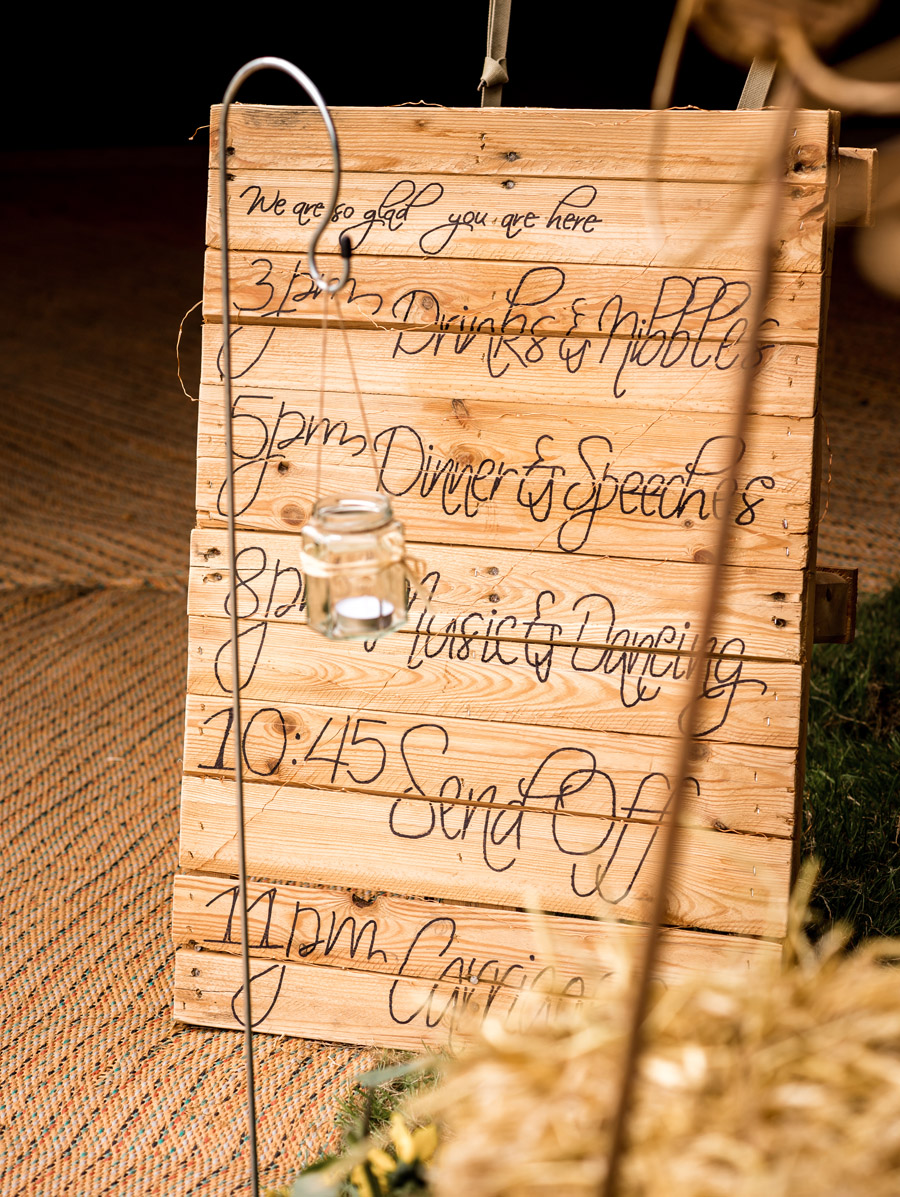 Photos by Robin Goodlad Photography in Dorset of a stunning tipi wedding full of ideas (18)