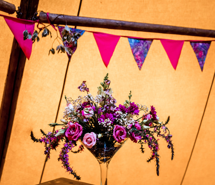 Photos by Robin Goodlad Photography in Dorset of a stunning tipi wedding full of ideas (20)
