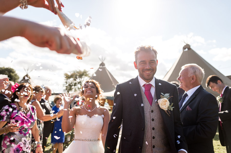Photos by Robin Goodlad Photography in Dorset of a stunning tipi wedding full of ideas (39)