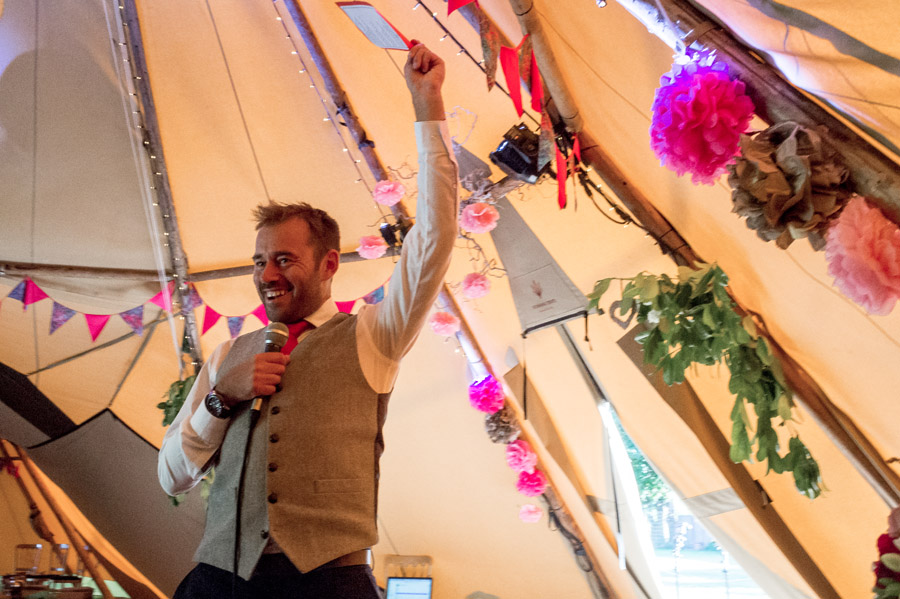 Photos by Robin Goodlad Photography in Dorset of a stunning tipi wedding full of ideas (40)