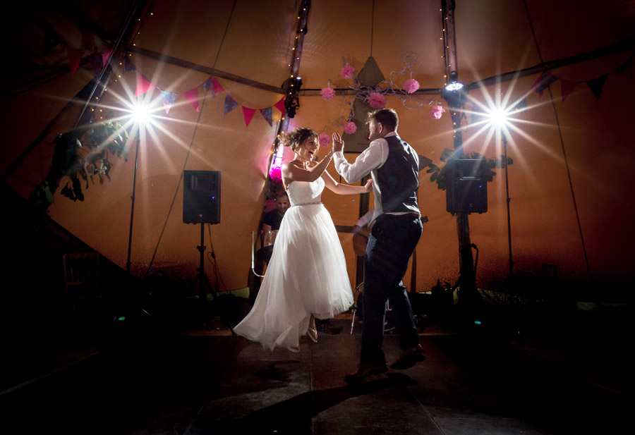 Photos by Robin Goodlad Photography in Dorset of a stunning tipi wedding full of ideas (44)