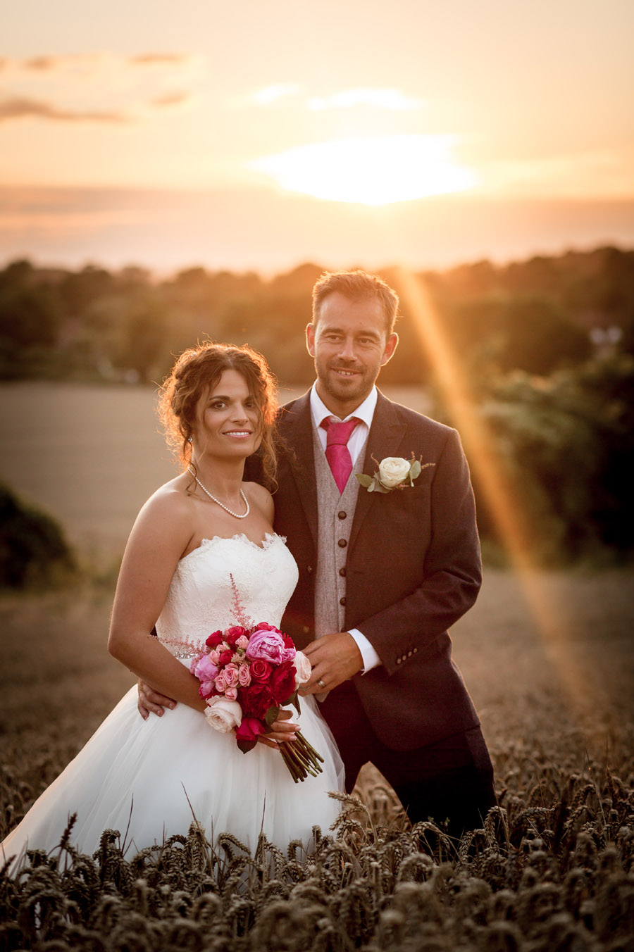 Photos by Robin Goodlad Photography in Dorset of a stunning tipi wedding full of ideas (45)