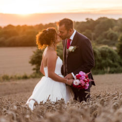 Howard and Rowena's Dorset village field tipi wedding, with Robin Goodlad Photography
