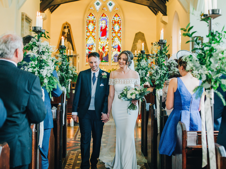 Mixed summer florals and beaming beautiful sunshine at Iscoyd Park with Rachel Joyce Photography (21)