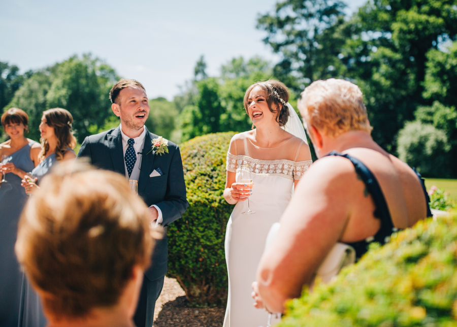 Mixed summer florals and beaming beautiful sunshine at Iscoyd Park with Rachel Joyce Photography (25)