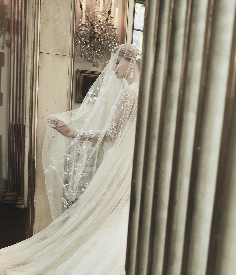 Wedding gowns UK 2019 Phillipa Lepley on English Wedding Blog (7)