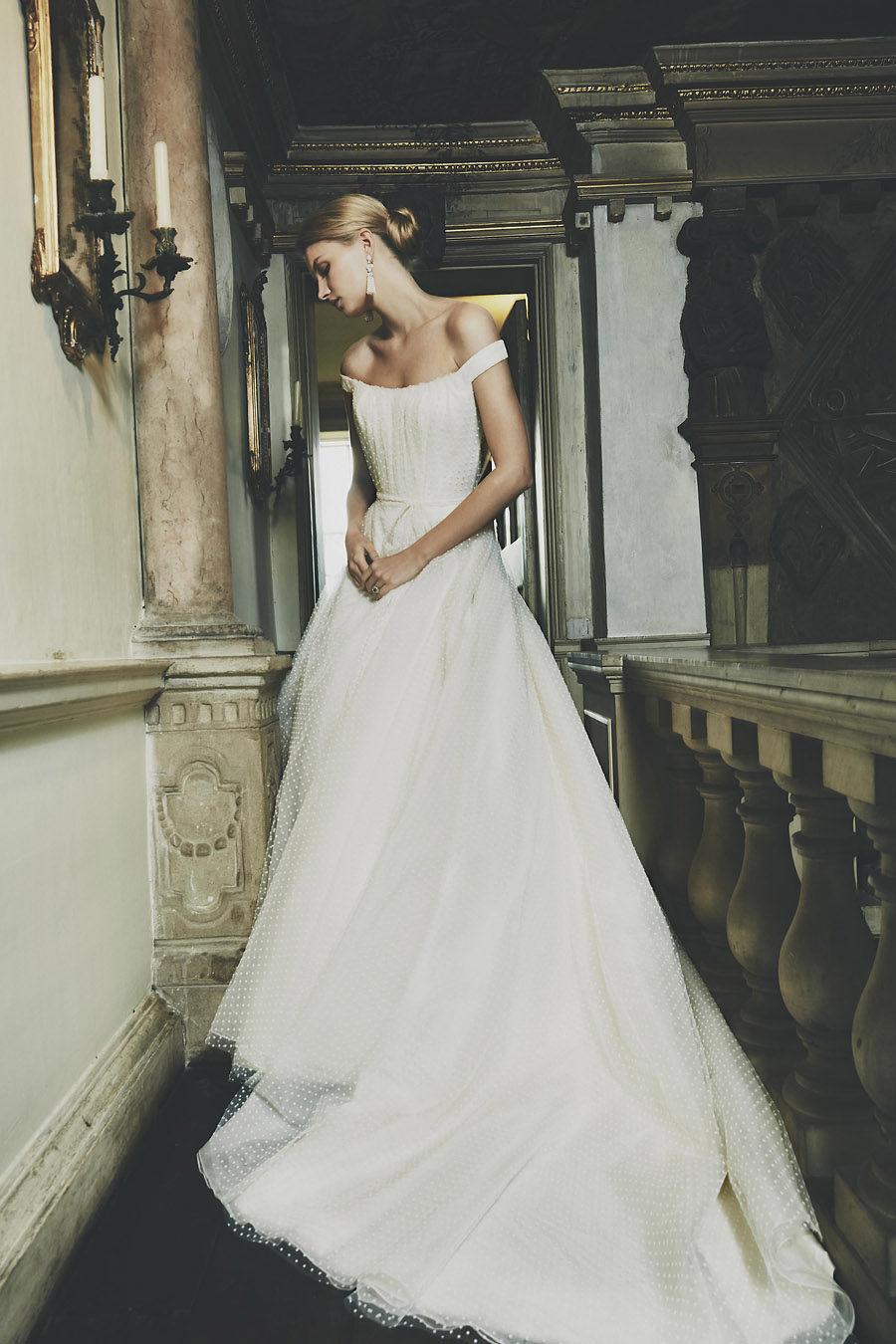 Wedding gowns UK 2019 Phillipa Lepley on English Wedding Blog (10)