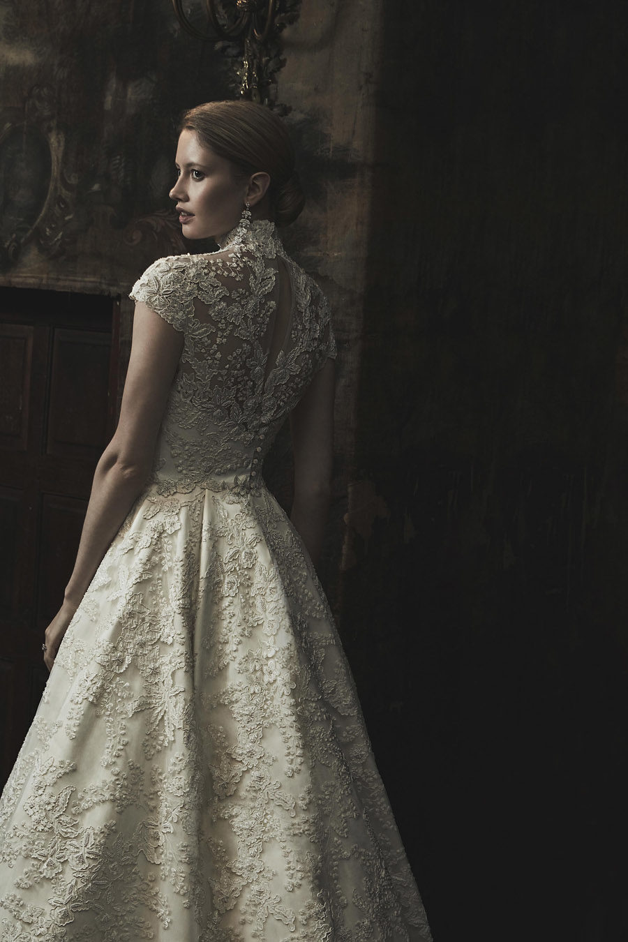 Wedding gowns UK 2019 Phillipa Lepley on English Wedding Blog (12)