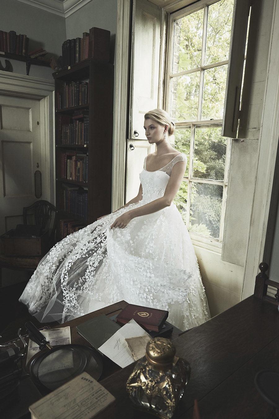 Wedding gowns UK 2019 Phillipa Lepley on English Wedding Blog (15)