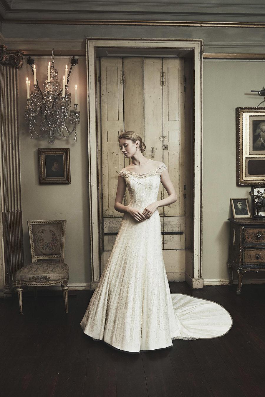 Wedding gowns UK 2019 Phillipa Lepley on English Wedding Blog (17)