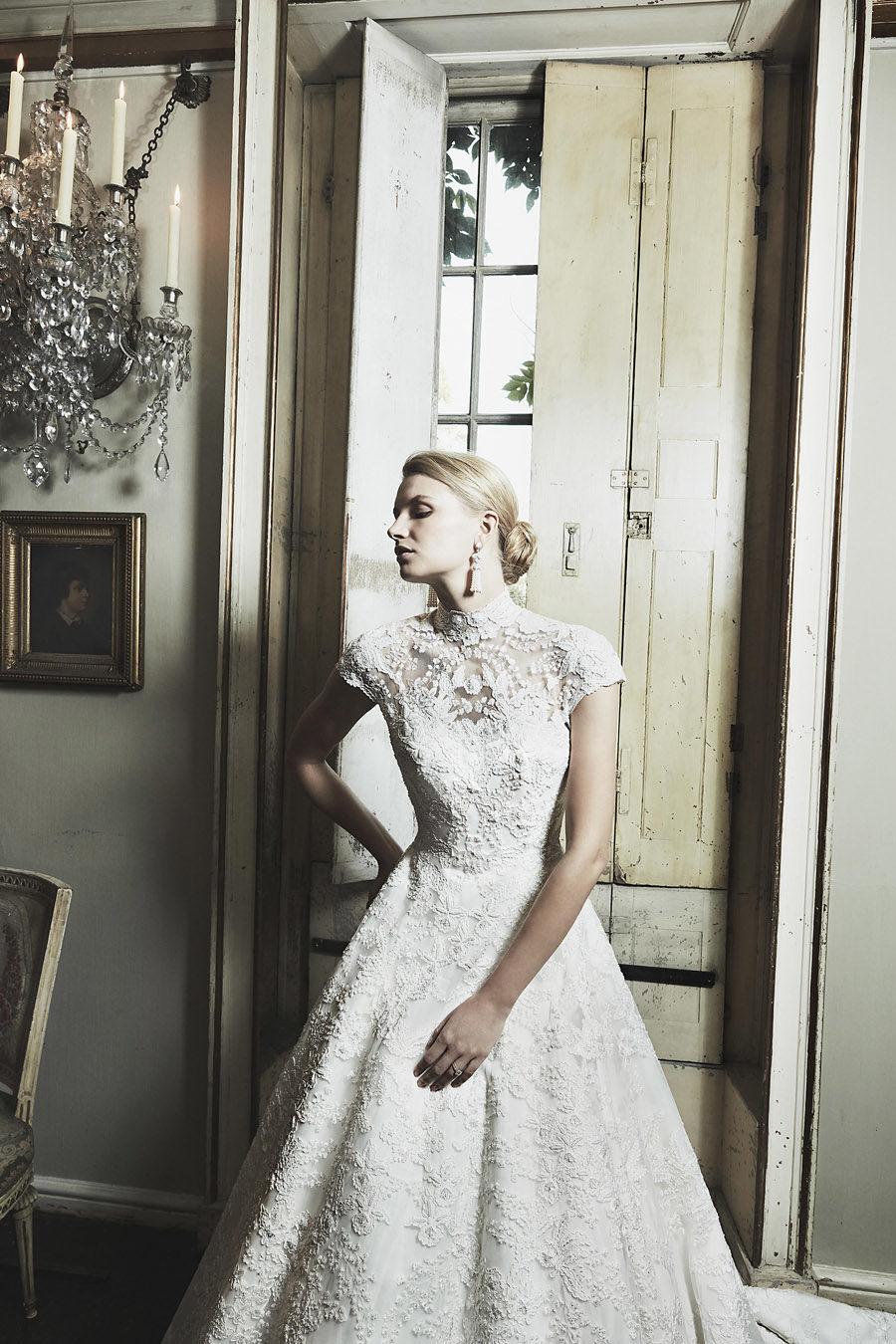 Wedding gowns UK 2019 Phillipa Lepley on English Wedding Blog (18)