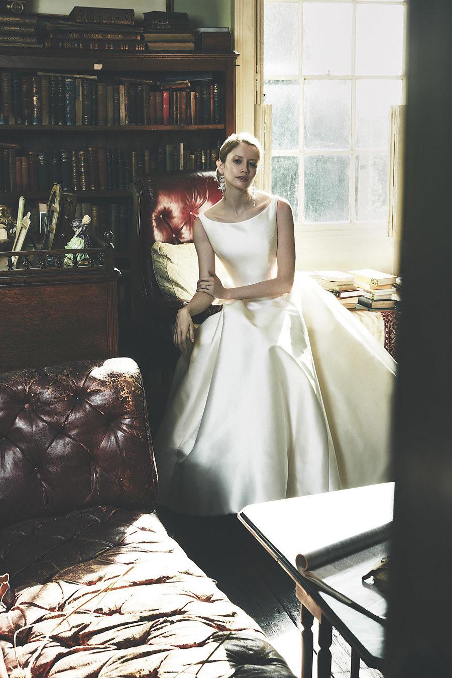 Wedding gowns UK 2019 Phillipa Lepley on English Wedding Blog (21)