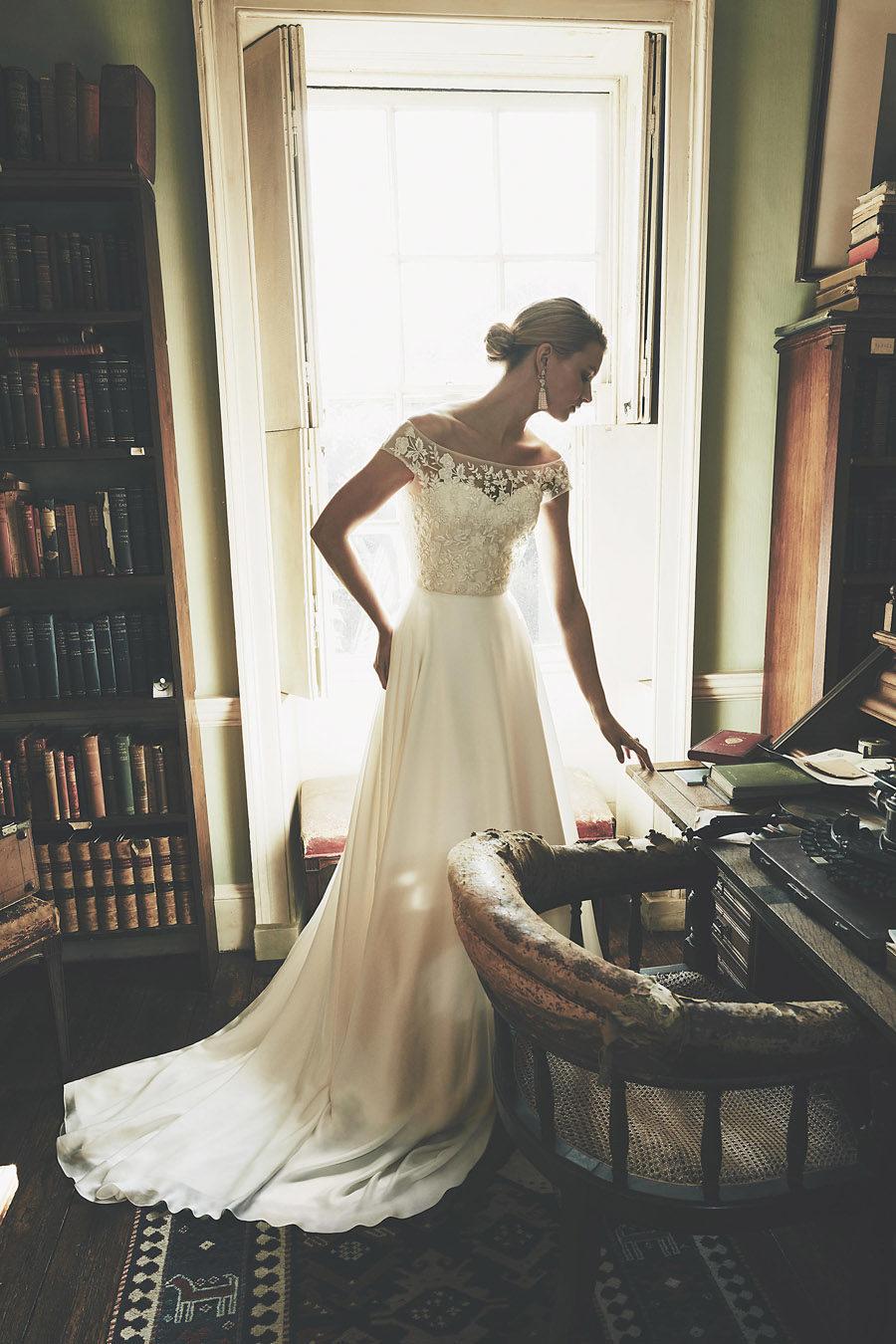 Wedding gowns UK 2019 Phillipa Lepley on English Wedding Blog (22)